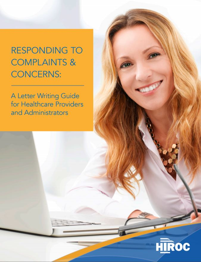letter writing guide cover