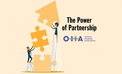 The Power of Partnership, OHA