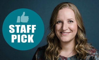 Staff Pick image of Hayley Snell