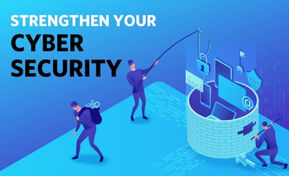 Strengthen you r cyber security