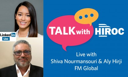 Talk with HIROC with FM Global promo