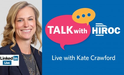 Talk with HIROC with Kate Crawford - recap article