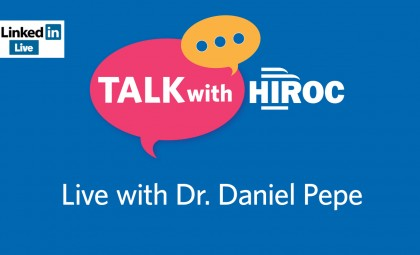 Talk with HIROC with Dr Pepe recap