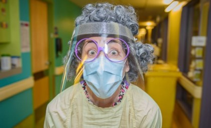 The Patch Adams of the East Coast: A Conversation With IWK Health's Nana Margie
