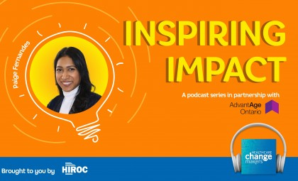 Inspiring Impact with Paige Fernandes